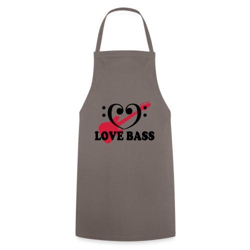 bass love - Tablier de cuisine