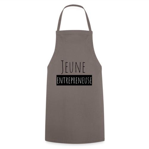 Jeune Entrepreneuse - Tablier de cuisine