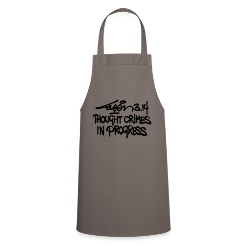 Thought Crimes In Progres - Cooking Apron