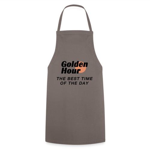 Golden Hour logo & slogan - Cooking Apron