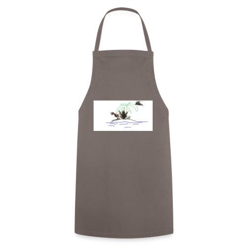 dino - Delantal de cocina