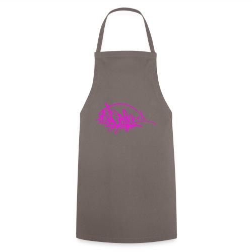 prc ikon rose tag - Tablier de cuisine