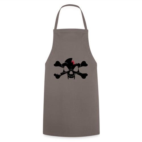 SKULL N CROSS BONES.svg - Cooking Apron