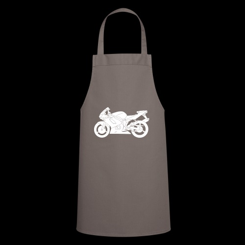 Four Wheels Moves The Body, Two Wheels Moves The S - Cooking Apron