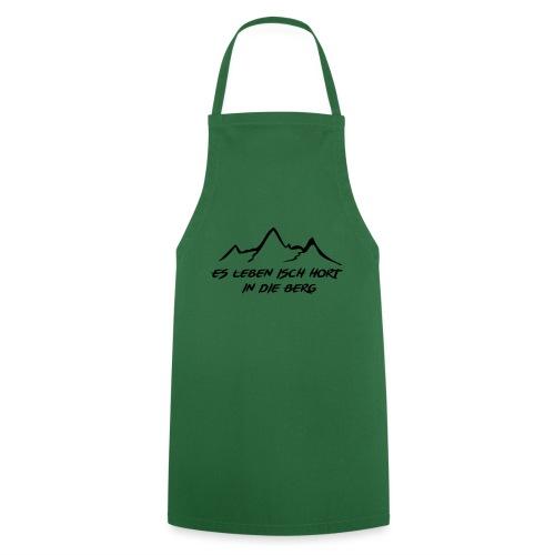 berge_small - Kochschürze