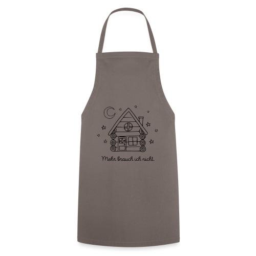 Hütte Spruch Canada Geschenk Outdoor Abenteuer - Kochschürze