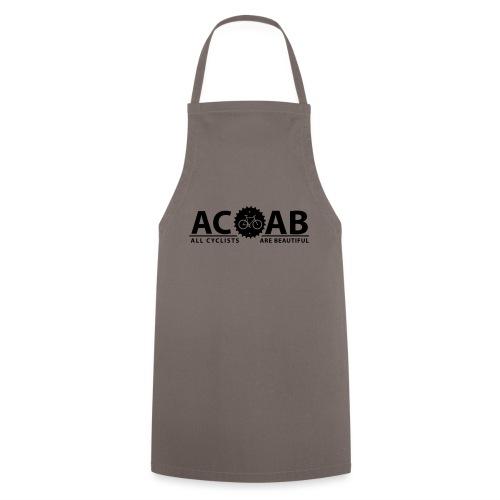 ACAB ALL CYCLISTS - Kochschürze