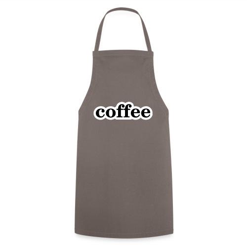 Kaffee - Kochschürze