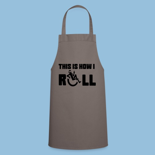This is how i roll 006 - Keukenschort