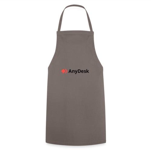 AnyDesk - logo black - Kochschürze