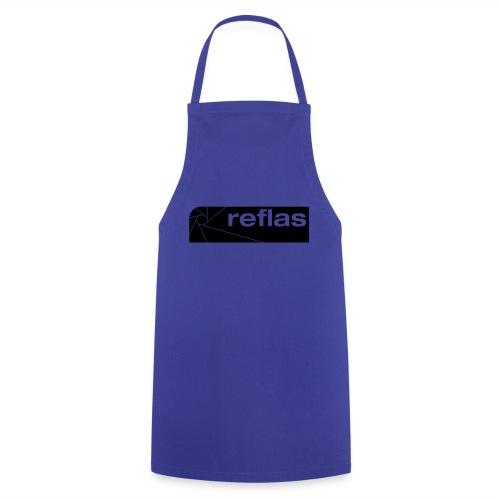 Reflas Clothing Black/Gray - Grembiule da cucina