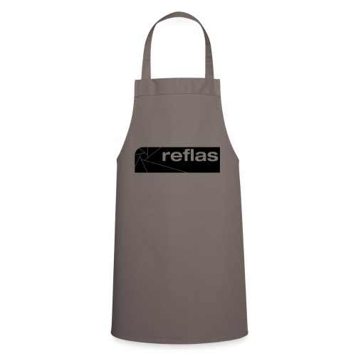 Reflas Clothing Black/Gray - Grembiule da cucina