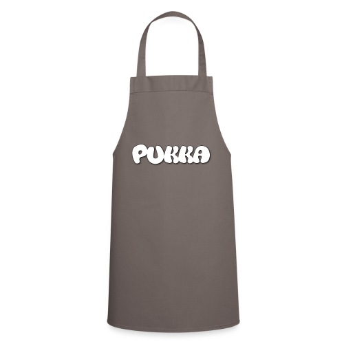 Pukka Official T-Shirt - Cooking Apron