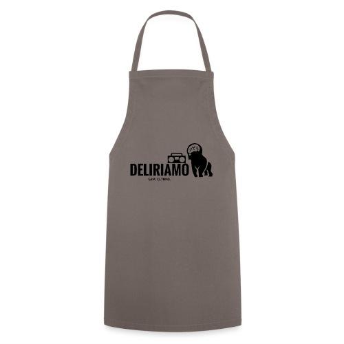 DELIRIAMO CLOTHING (GdM01) - Grembiule da cucina
