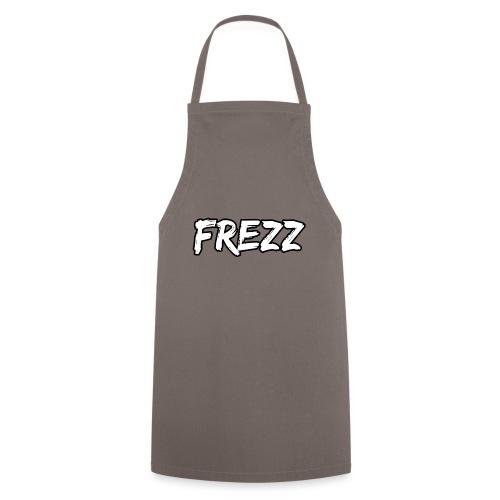 T Shirt FREZZ Noir&Blanc Classique (NOIR) - Tablier de cuisine