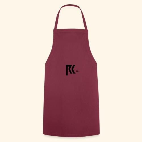 RK Official Design Black - Kochschürze