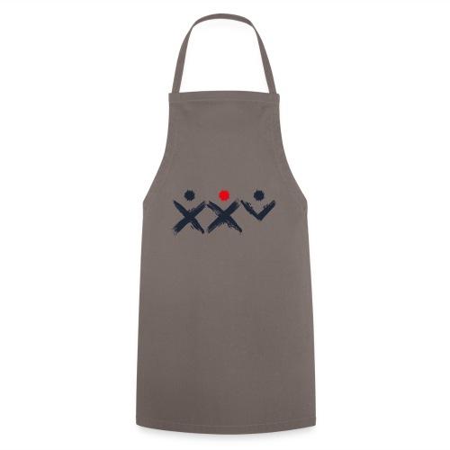 Logo Ich Troje 25 Czarne - Fartuch kuchenny