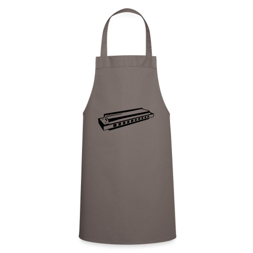 Harmonica - Cooking Apron