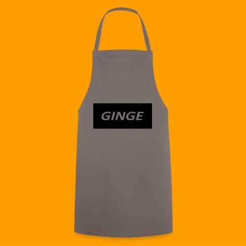 GINGE LOGO - Cooking Apron
