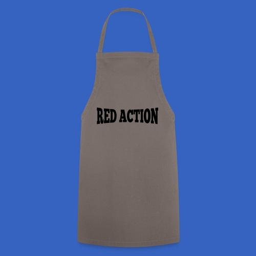 Red Action - Kochschürze