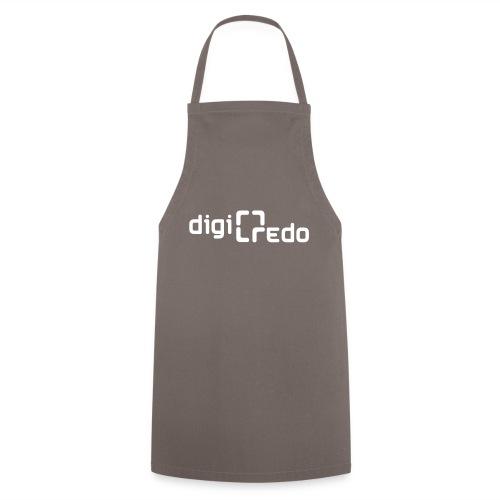 digiredo2 w - Keukenschort