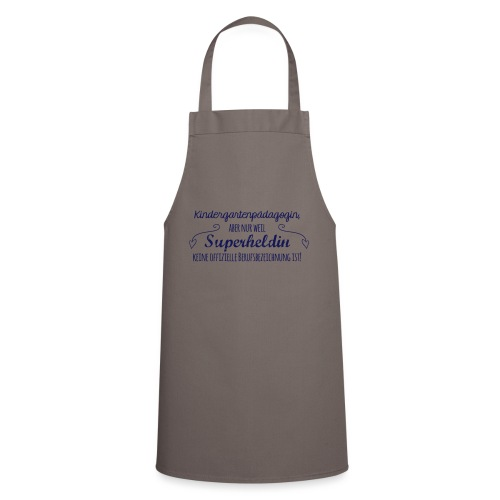 Stoffbeutel: Kindergartenpädagogin - Kochschürze