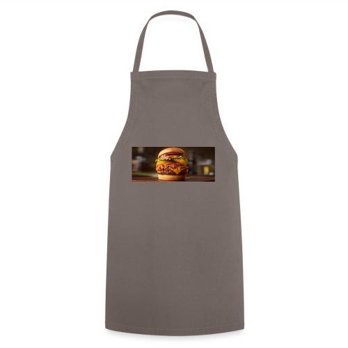 Burger - Forklæde