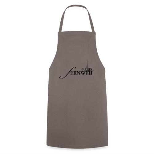 fernweh Paris - Kochschürze
