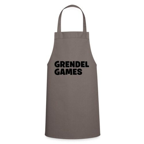 grendel text - Cooking Apron