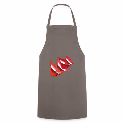 Lachmund - Kochschürze