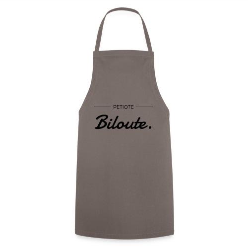 Petiote - Biloute. - Tablier de cuisine