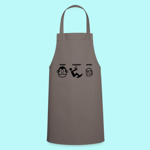 AVANT PENDANT APRES kitewindcorsica - Tablier de cuisine