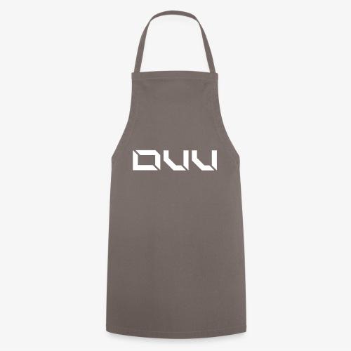 DUU weiß - Kochschürze