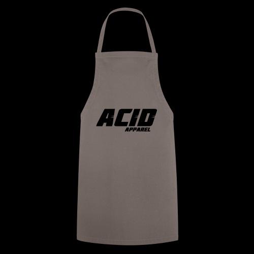 Acid Apparell Logo - Kochschürze