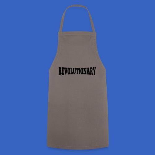 Revolutionary - Kochschürze