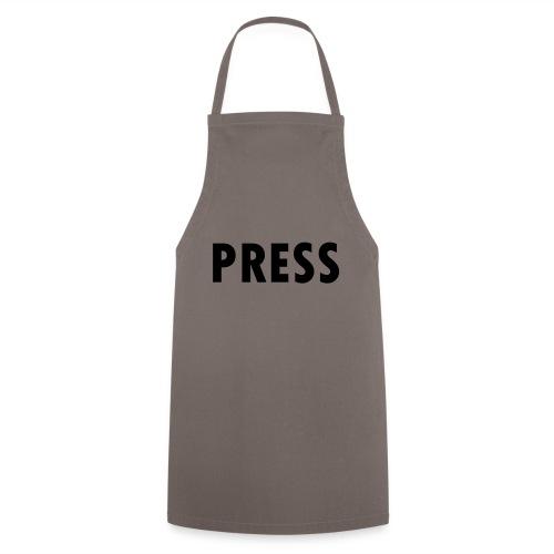 press - Kochschürze