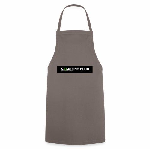 N-R-GE FIT CLUB LOGO - Cooking Apron