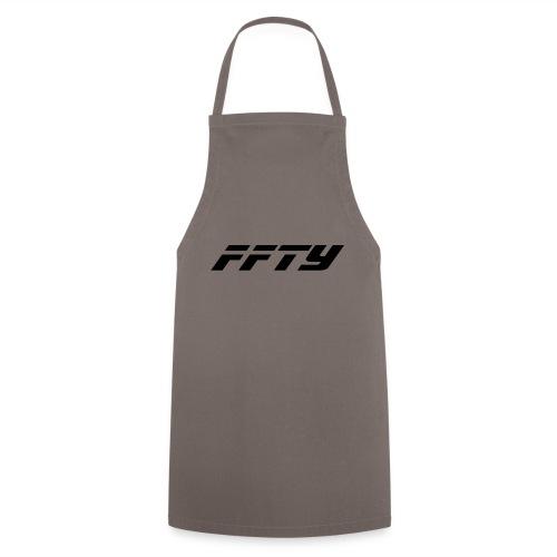 FFTY Schriftzug - Kochschürze