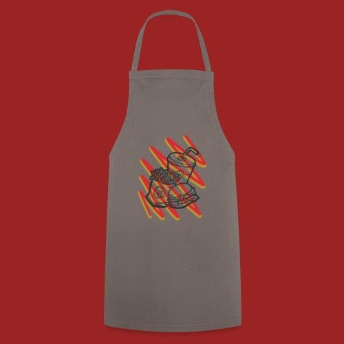 fastfoo-die - Grembiule da cucina