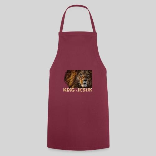 König Jesus der Löwe von Juda - Kochschürze