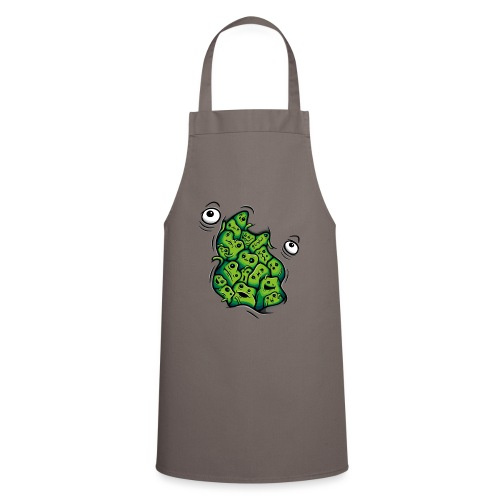 Getting Outside (green version) - Cooking Apron