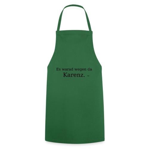 Karenz - Kochschürze