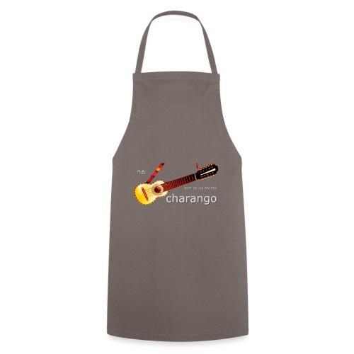 De los ANDES - Charango II - Delantal de cocina