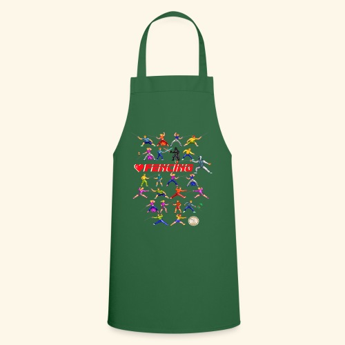 LOVE FENCING - Grembiule da cucina