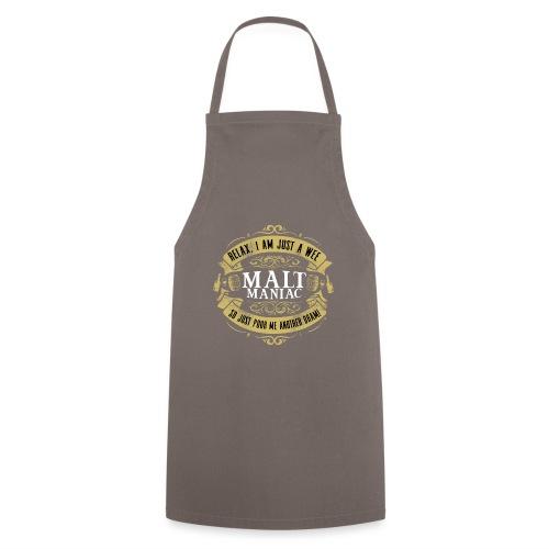 Malt Maniac - Kochschürze