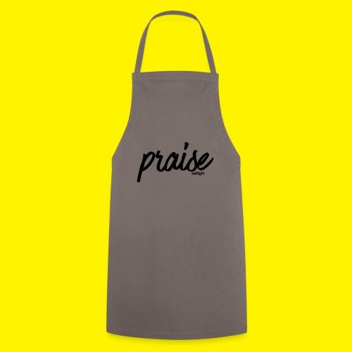 Praise (BLACK) - Cooking Apron