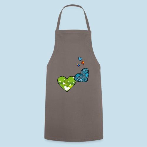 Herzchen - Kochschürze
