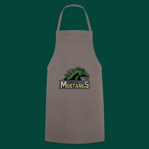 mustangs logo 2019v4 - Cooking Apron