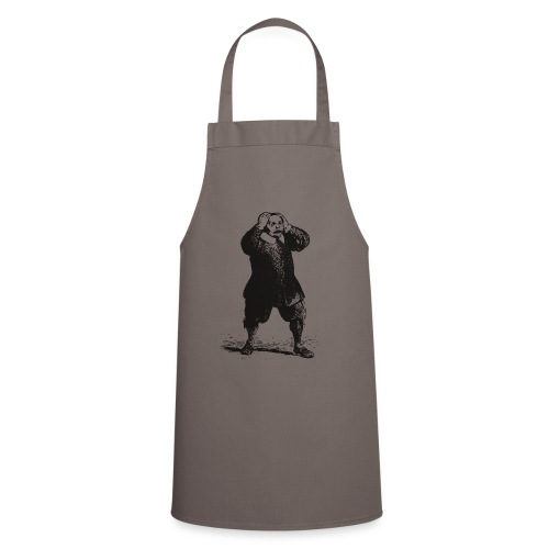 GoClassic   Don Abbondio   I Promessi Sposi - Grembiule da cucina