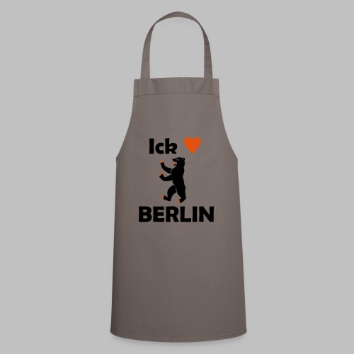 Ick liebe ❤ Berlin - Kochschürze